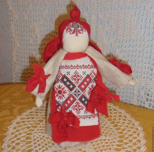 Народные куклы ручной работы. Ярмарка Мастеров - ручная работа. Купить Птица-радость. Славянская кукла.. Handmade. Комбинированный