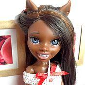 Куклы и игрушки ручной работы. Ярмарка Мастеров - ручная работа кукла Мариса. Handmade.