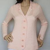 Одежда handmade. Livemaster - original item Jacket Merino