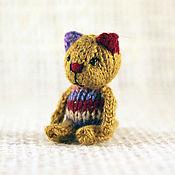 Куклы и игрушки ручной работы. Ярмарка Мастеров - ручная работа Котик - смешные ушки. Handmade.