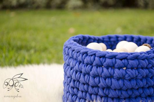 Корзины, коробы ручной работы. Ярмарка Мастеров - ручная работа. Купить Корзинка для мелочей/ Подарок на 8 марта. Handmade. Декор