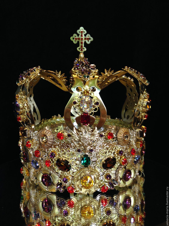 Золотая корона подарки 90