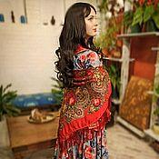 Аксессуары handmade. Livemaster - original item Gypsy shawls. Handmade.