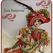 """Куклы и игрушки ручной работы. Ярмарка Мастеров - ручная работа кукла""""Прынц...датский"""")))). Handmade."""