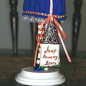 Куклы и игрушки ручной работы. Ярмарка Мастеров - ручная работа Фея с домиком. Handmade.