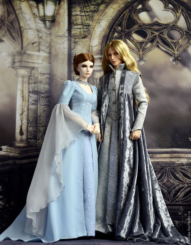 396169039f11 ... SD · Одежда для кукол ручной работы. Заказать Король эльфов Трандуил ( костюм) для BJD кукол ...