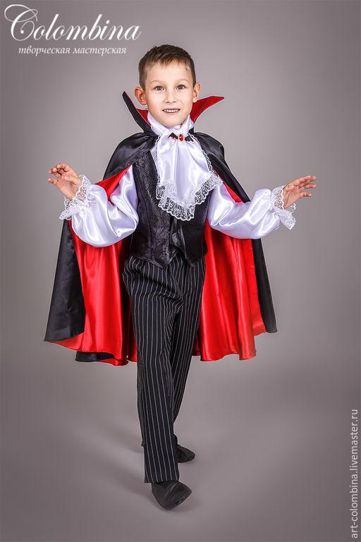 костюм графа Дракулы-119 – купить в интернет-магазине на ... - photo#1