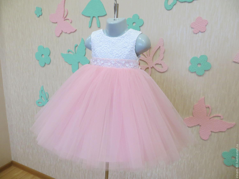 bbe05d2dae7 Нарядное платье для девочки на годик – купить в интернет-магазине на ...