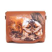 Сумки и аксессуары handmade. Livemaster - original item Ladies handbag