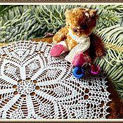 Для дома и интерьера handmade. Livemaster - original item Crochet doily