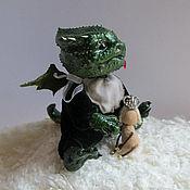 Куклы и игрушки ручной работы. Ярмарка Мастеров - ручная работа Дракоша. Handmade.