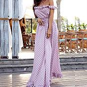 Одежда ручной работы. Ярмарка Мастеров - ручная работа Платье сарафан. Handmade.