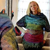 Одежда ручной работы. Ярмарка Мастеров - ручная работа Блузка НЕВА. Handmade.
