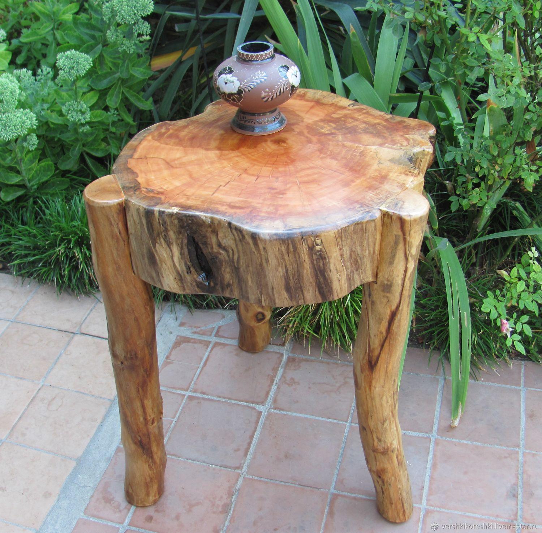 Декоративный стол, кофейный столик, Столы, Черноморское, Фото №1