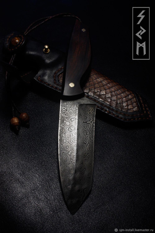 """Подарки для мужчин, ручной работы. Ярмарка Мастеров - ручная работа. Купить Авторский нож ручной работы """"Аризонка"""". Handmade. Нож"""
