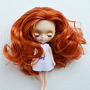 Материалы для творчества handmade. Livemaster - original item Doll Blythe mini (middy). Handmade.