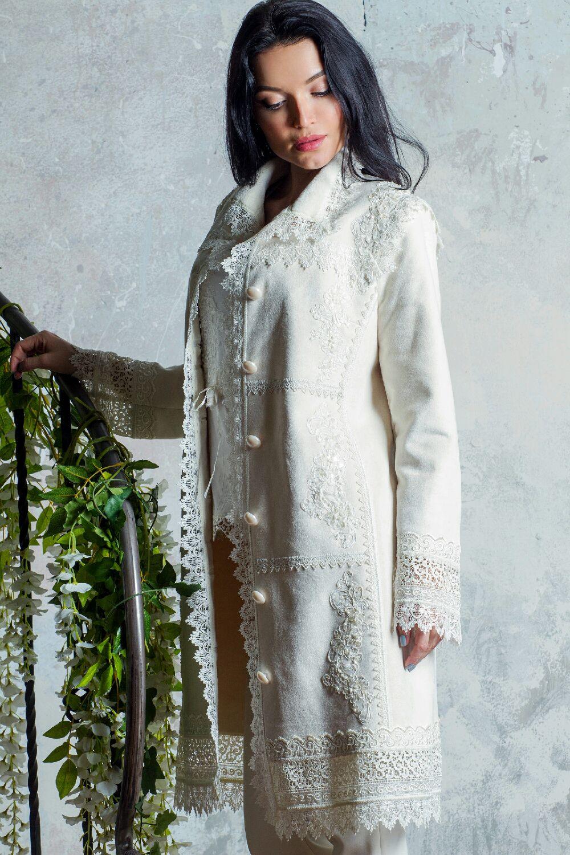 c4ee9647aac Заказать Пальто белое!Пальто дизайнерское!. Эльмира Аббазова (. Верхняя  одежда ручной работы. Ярмарка Мастеров - ручная работа. Купить ...