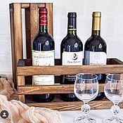 Для дома и интерьера handmade. Livemaster - original item A Wooden Box. Handmade.