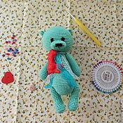 Куклы и игрушки ручной работы. Ярмарка Мастеров - ручная работа Мятный Медведик. Handmade.