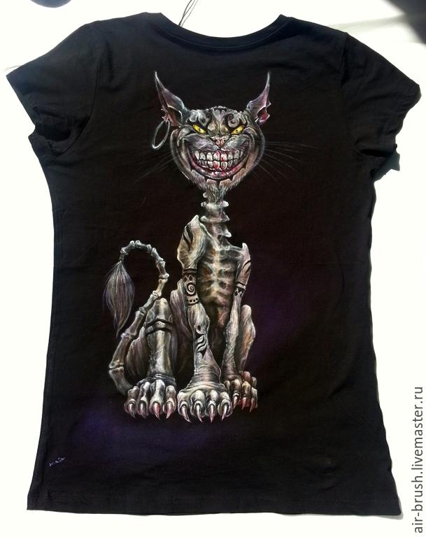 фото футболки с рисунком