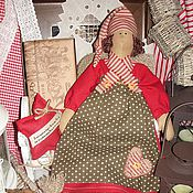 Куклы и игрушки ручной работы. Ярмарка Мастеров - ручная работа Ангел кантри Продано. Handmade.