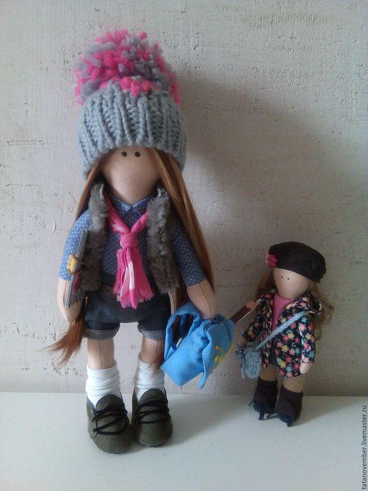 Коллекционные куклы ручной работы. Ярмарка Мастеров - ручная работа. Купить Интерьерная кукла ручной работы.. Handmade. кукла текстильная