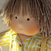 Куклы и игрушки ручной работы. Ярмарка Мастеров - ручная работа Дружок для Пети. Handmade.