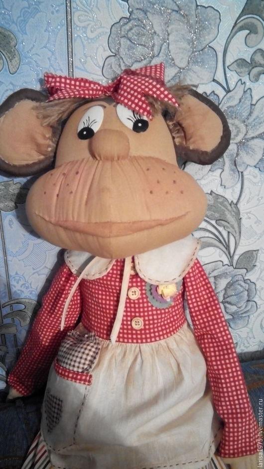 Ароматизированные куклы ручной работы. Ярмарка Мастеров - ручная работа. Купить Обезьяна ,символ года 2016. Handmade.