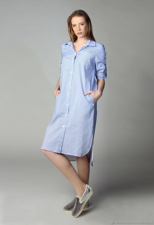 T-shirt dress, Dresses, Moscow,  Фото №1