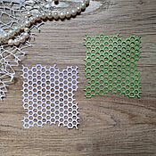 Материалы для творчества handmade. Livemaster - original item Cutting for scrapbooking - Background cutting. background. Sieve. Handmade.