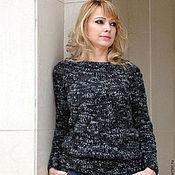 Одежда handmade. Livemaster - original item Sweater women`s