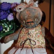 """Куклы и игрушки ручной работы. Ярмарка Мастеров - ручная работа мишка """"Женуария"""". Handmade."""