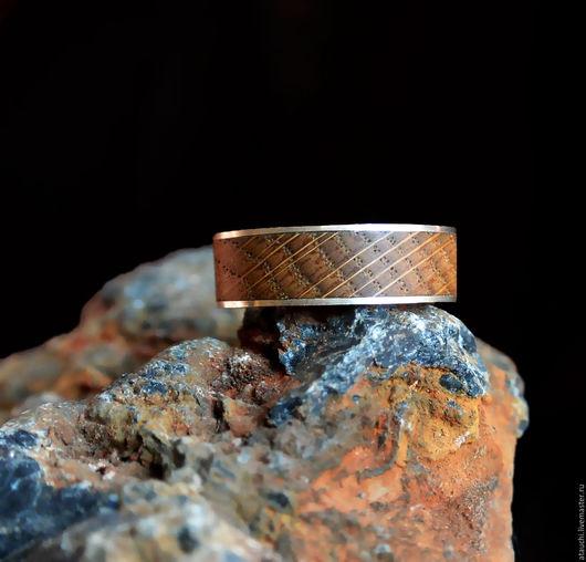 """Кольца ручной работы. Ярмарка Мастеров - ручная работа. Купить Кольцо Силы """"Дуб"""". Handmade. Серебряное кольцо, кольцо с деревом"""