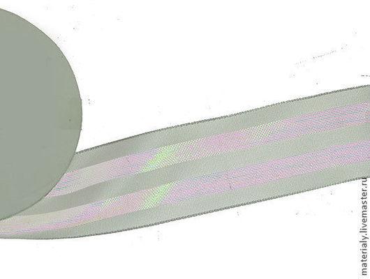 """Упаковка ручной работы. Ярмарка Мастеров - ручная работа. Купить Лента """"Белая"""" 40 мм. Handmade. Белый, лента белая"""
