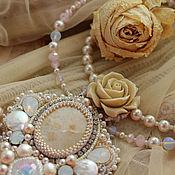 Украшения handmade. Livemaster - original item Necklace-frill