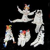Для дома и интерьера ручной работы. Ярмарка Мастеров - ручная работа Юные Таланты- артисты, циркачи и музыканты. Handmade.
