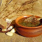 Посуда handmade. Livemaster - original item Cup ceramic soup bowl. Handmade.