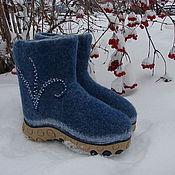 Обувь ручной работы handmade. Livemaster - original item Boots street