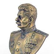 Для дома и интерьера ручной работы. Ярмарка Мастеров - ручная работа Сталин. Handmade.