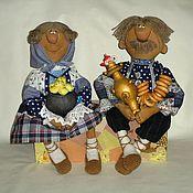 Куклы и игрушки ручной работы. Ярмарка Мастеров - ручная работа Посиделки. Handmade.