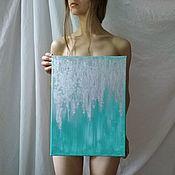 Картины и панно handmade. Livemaster - original item Painting abstract interior 30h40. Handmade.