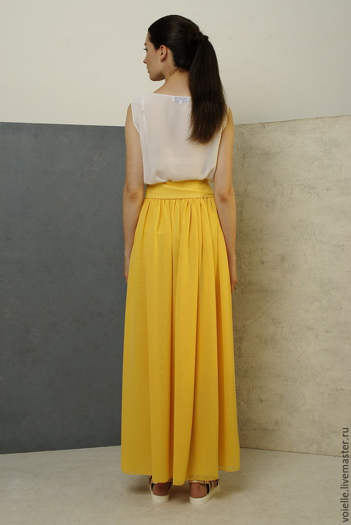 старые белые юбки