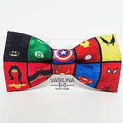 Аксессуары handmade. Livemaster - original item Marvel, Superheroes, Marvel Tie. Handmade.