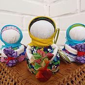 """Куклы и игрушки ручной работы. Ярмарка Мастеров - ручная работа Оберег """"Подорожница"""". Handmade."""