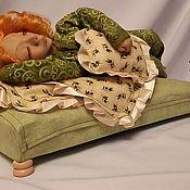 Куклы и игрушки ручной работы. Ярмарка Мастеров - ручная работа Колыбельная для Дарёны. Handmade.