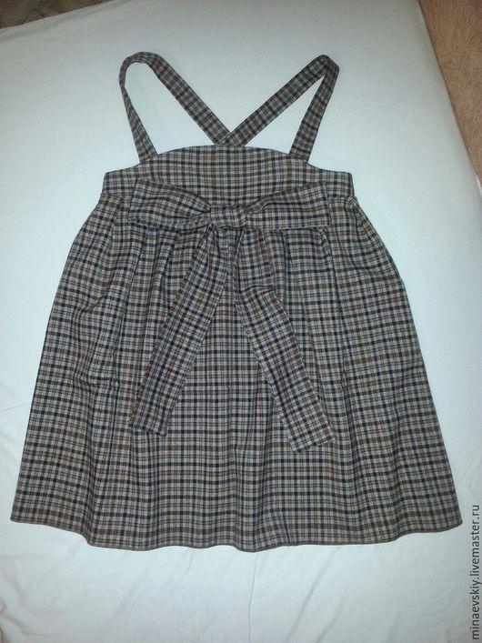 Одежда для девочек, ручной работы. Ярмарка Мастеров - ручная работа. Купить сарафан для девочки      5. Handmade. Сарафан для девочки