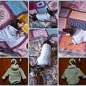 Аксессуары ручной работы. Ярмарка Мастеров - ручная работа Одежда для маленьких собачек. Handmade.