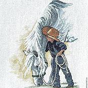 Картины и панно ручной работы. Ярмарка Мастеров - ручная работа Маленький ковбой. Handmade.