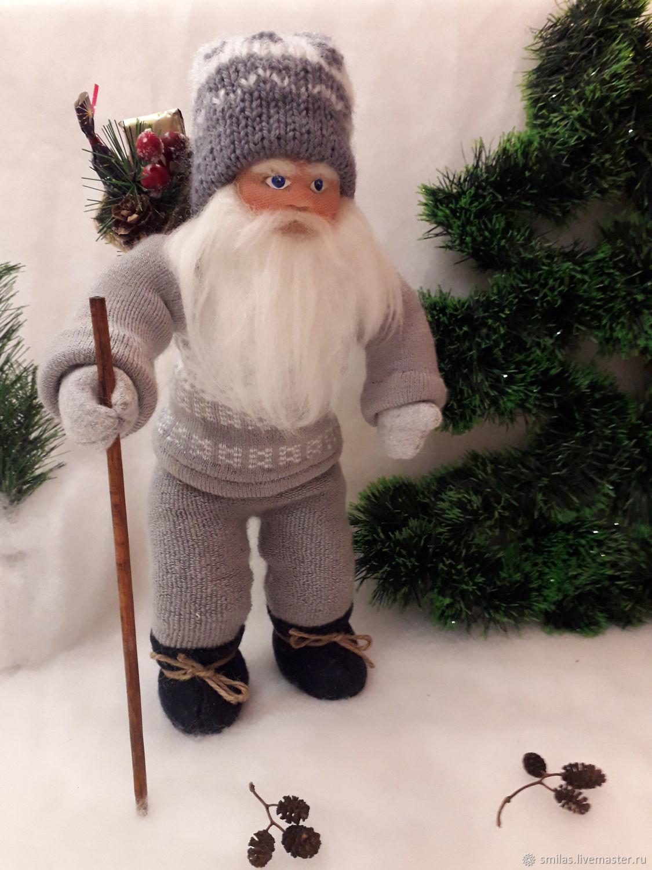 Дед Мороз:, Мягкие игрушки, Оренбург,  Фото №1