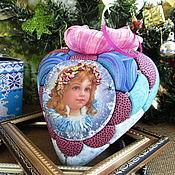 handmade. Livemaster - original item Heart Interior Decoration Decor Angel Girl. Handmade.